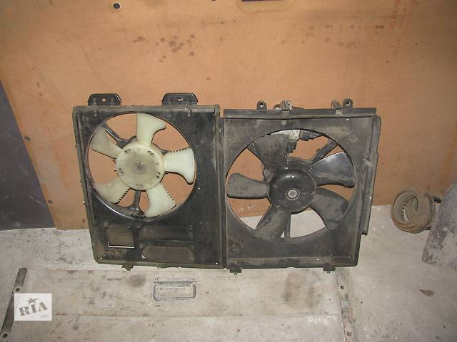 бу  Вентилятор осн радиатора для легкового авто Mitsubishi Outlander в Верхнеднепровске