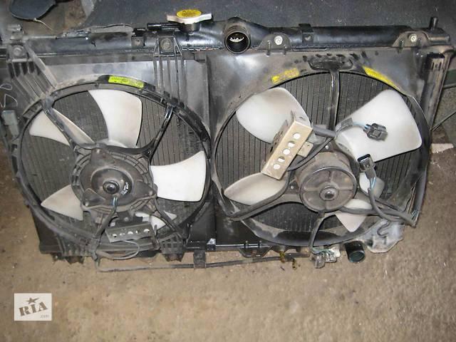 продам  Вентилятор осн радиатора для легкового авто Mitsubishi Sigma бу в Львове