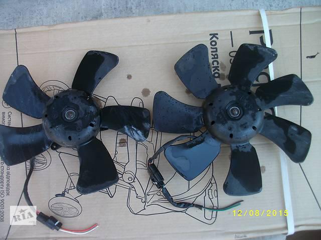 продам  Вентилятор осн радиатора для легкового авто Nissan Almera Classic бу в Ужгороде