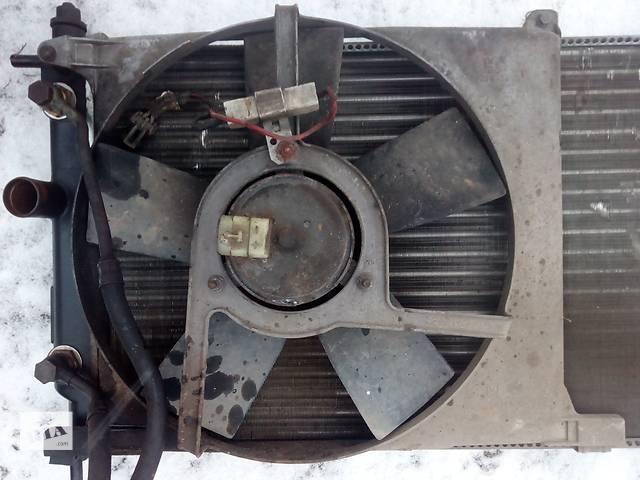 бу вентилятор осн радиатора для Opel Astra F 1.8i 1995 в Львове