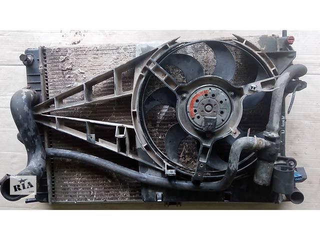 продам вентилятор осн радиатора для Opel Omega B 2.5i 1997 бу в Львове