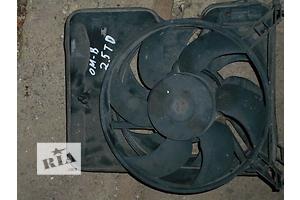 б/у Вентилятор осн радиатора Opel Omega B