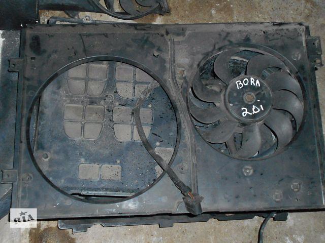 продам вентилятор радиатора для Volkswagen Bora, 2.0i, 2002 бу в Львове