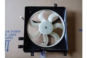 Новые Вентиляторы осн радиатора Geely