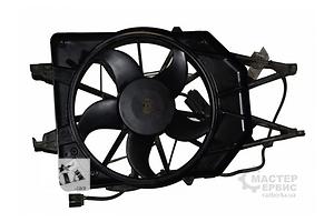 б/у Вентилятор осн радиатора Ford Focus