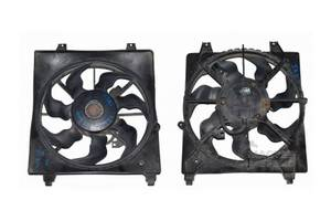 б/у Вентилятор осн радиатора Hyundai Santa FE