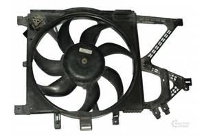 б/у Вентилятор осн радиатора Opel Combo груз.