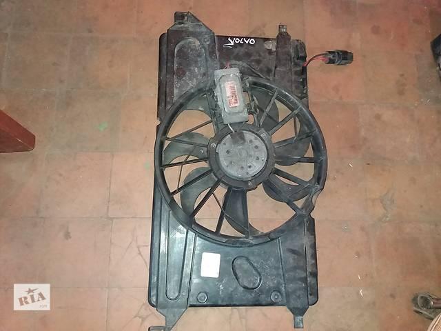 купить бу Вентилятор осн радиатора с диффузором и блоком управления для Volvo S40 в Ковеле