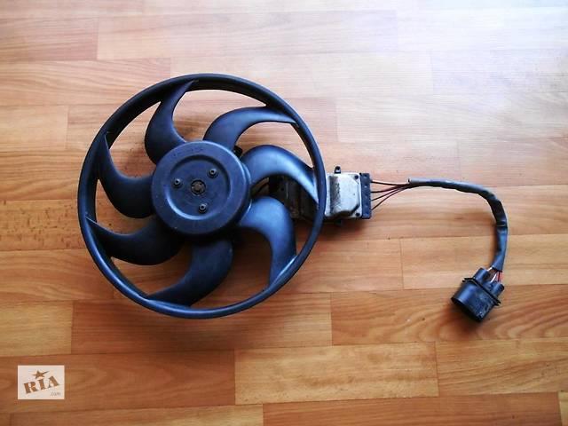 Вентилятор осн радиатора Volkswagen Touareg Туарег 2002-2009 г.в.- объявление о продаже  в Ровно