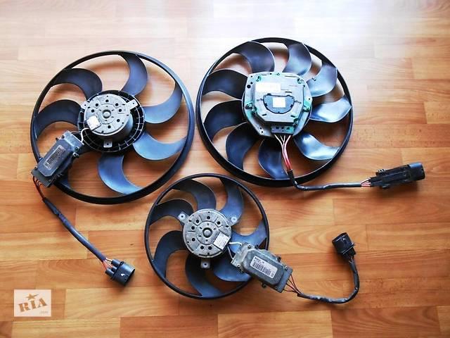купить бу Вентилятор основного радиатора 7L0959455E Audi Q7 Ауди К7 Ауди Кю7 в Ровно