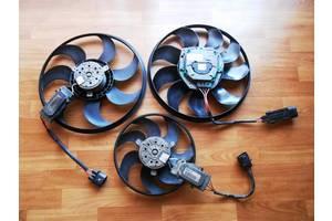 Вентиляторы осн радиатора Porsche Cayenne