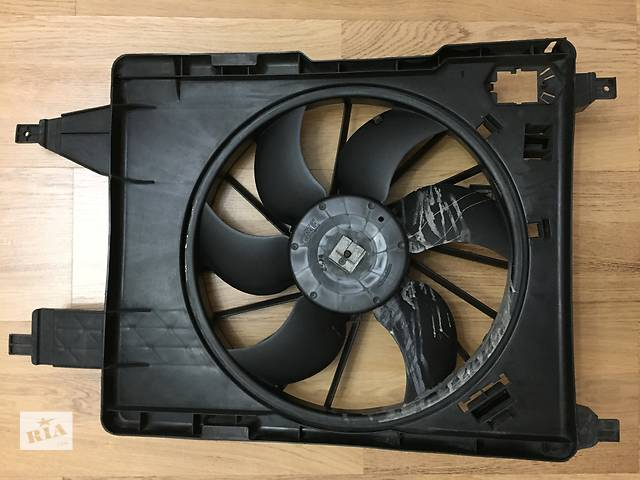 купить бу Вентилятор основного радиатора для Меган 2 Megane II в Киеве