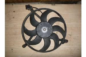 б/у Вентилятор осн радиатора Skoda Fabia