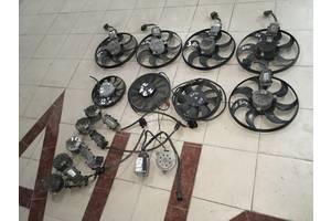 Вентиляторы рад кондиционера Audi A6 Allroad