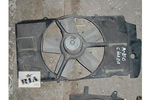 б/у Вентилятор осн радиатора Audi 100