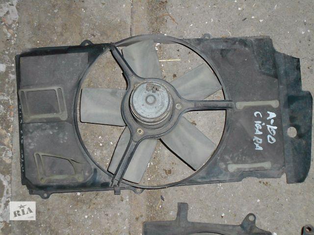 купить бу вентилятор радиатора для Audi 100, 1988 в Львове