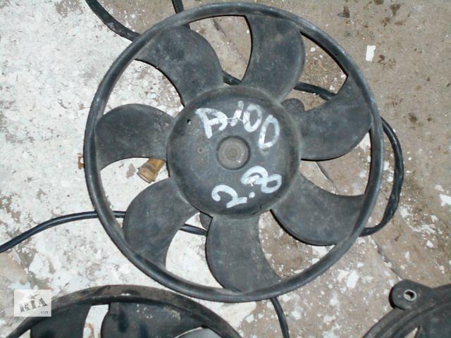 купить бу вентилятор радиатора для Audi 100, 2.8i, 1993 в Львове