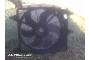Вентиляторы осн радиатора Mercedes Vito груз.