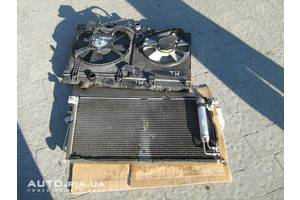 Вентиляторы осн радиатора Mitsubishi Lancer