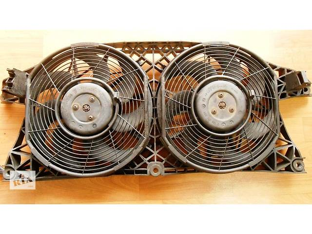 бу Вентилятор радиатора кондиционера, радіатора кондиціонера Мерседес Вито Віто (Виано Віано) Merсedes Vito (Viano) V639 в Ровно