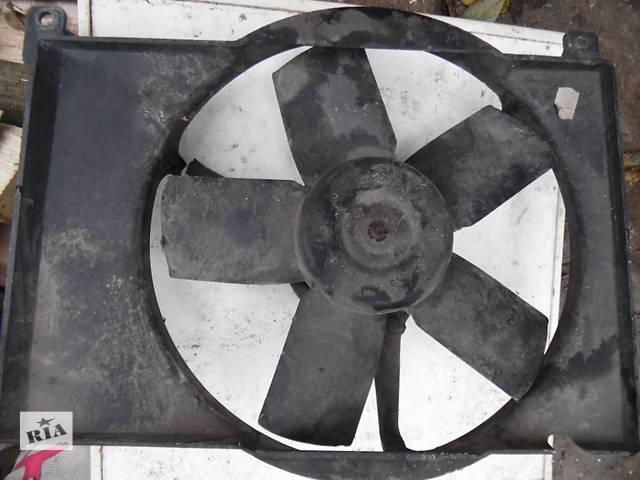 бу Вентилятор радиатора Омега.. в Дубно (Ровенской обл.)
