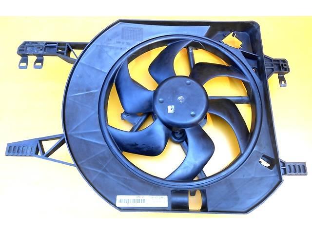 купить бу Вентилятор с дифузором, диффузором 1.9 Opel Vivaro Опель Виваро Renault Trafic Рено Трафик Nissan в Ровно