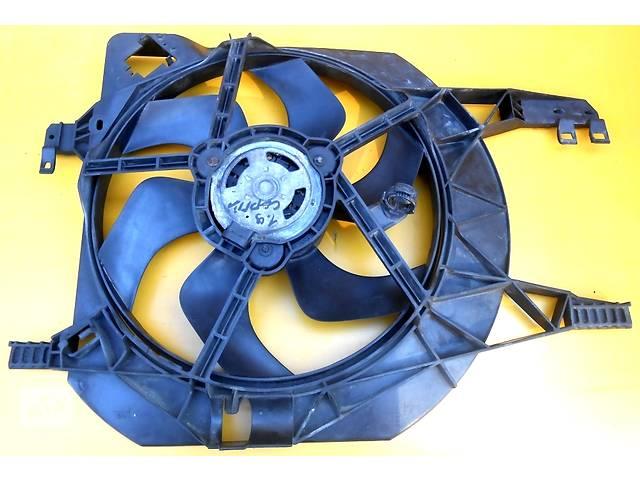 купить бу Вентилятор с дифузором, диффузором 2.0 Nissan Primastar Ниссан Примастар Opel Vivaro Опель Виваро в Ровно