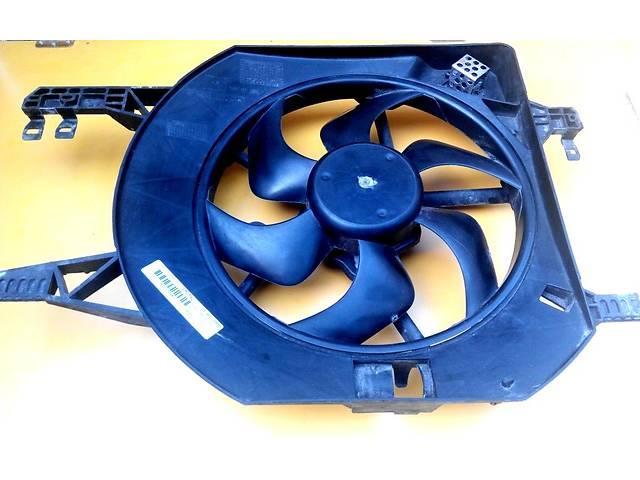 купить бу Вентилятор с дифузором, диффузором 2.5 Opel Vivaro Опель Виваро Renault Trafic Рено Трафик Nissan в Ровно