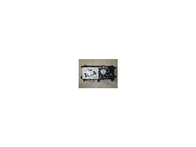 купить бу Вентилятор, охлаждение двигателя  радиаторов   Fiat Doblo IAT DOBLO 06-10 OE 51755591 в Луцке
