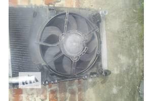 б/у Вентилятор осн радиатора Nissan