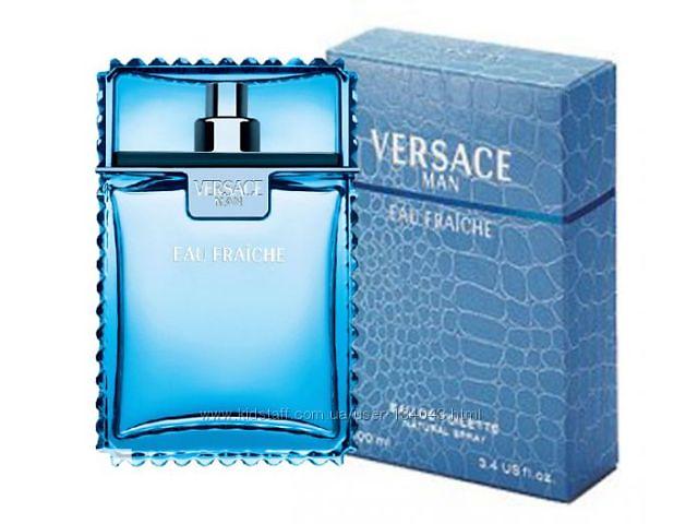 бу  Versace Eau Fraiche 100 мл -лицензия отличного качества  в Киеве