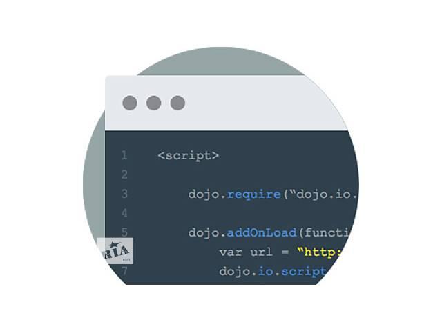 продам Верстка сайта на заказ, разработка сайта бу  в Украине
