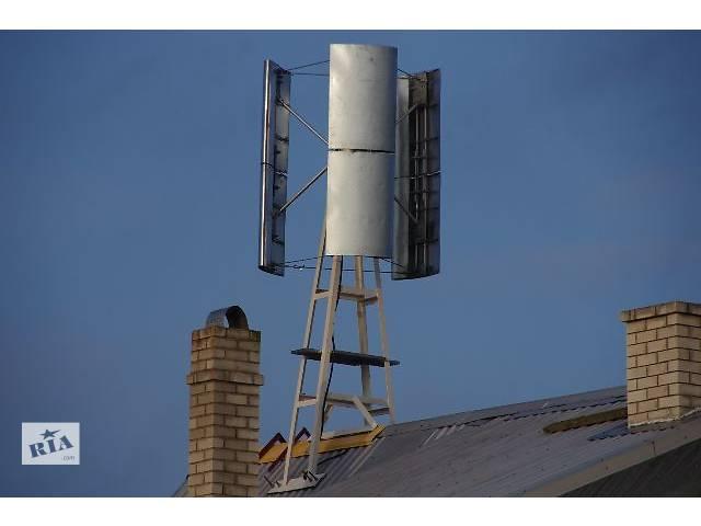 Вертикальный Ветрогенератор DPV Hybrid 1A ( 1+1)/2m - объявление о продаже  в Одессе