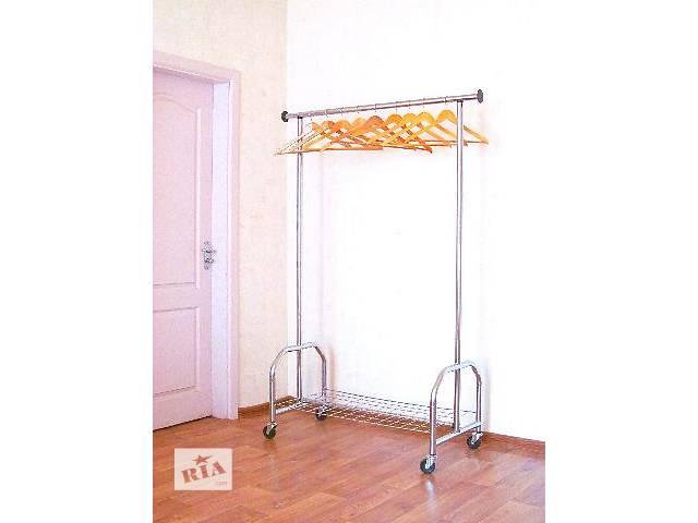 продам Вешалка для одежды стальная для большого количества вещей бу в Киеве