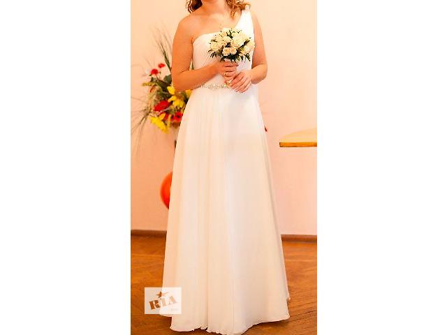 Свадебное платье или на выпускной- объявление о продаже  в Тернополе