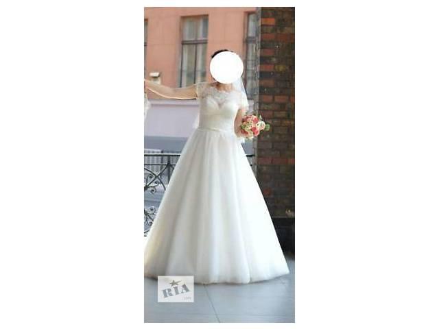 бу Свадебное платье Бианка от Anna Sposa в Львове
