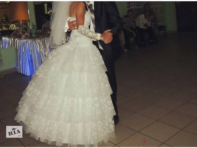 продам Свадебное платье бу в Ивано-Франковске