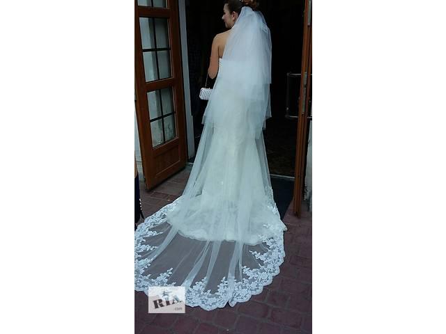 продам Свадебное платье бу в Львове