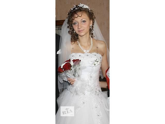 свадебное платья- объявление о продаже  в Александрие