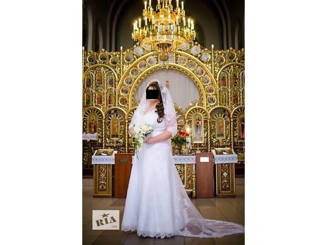 весільне плаття б/у- объявление о продаже  в Львове