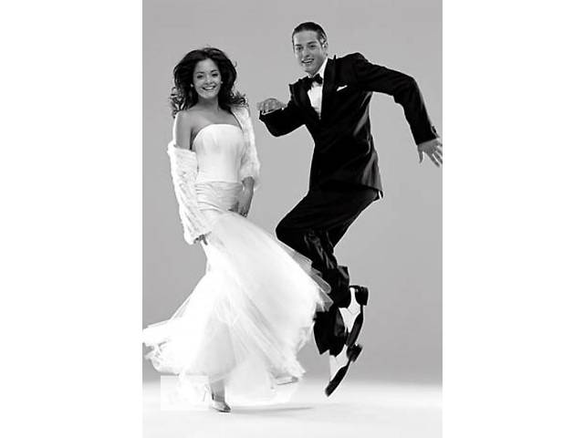 бу Свадебный танец в Львове