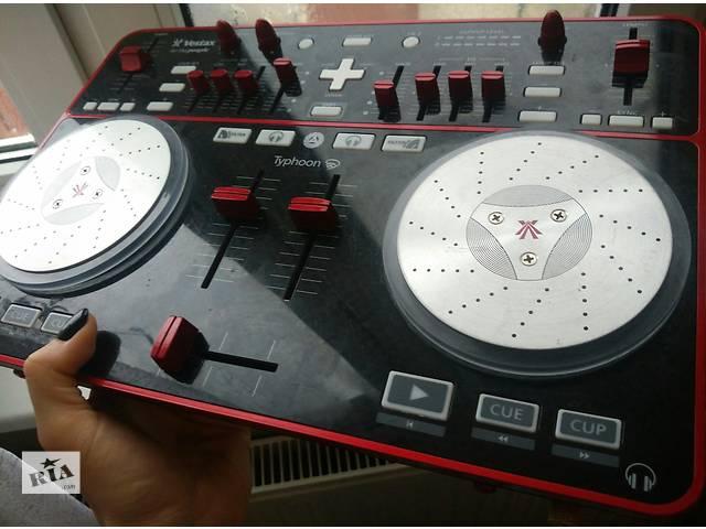купить бу Vestax Typhoon DJ MIDI-контроллер в Харькове