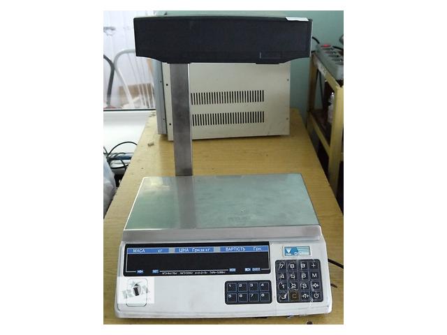 Весы торговые электронные DIGI DS-788, имеют интерфейс RS-232- объявление о продаже  в Киеве