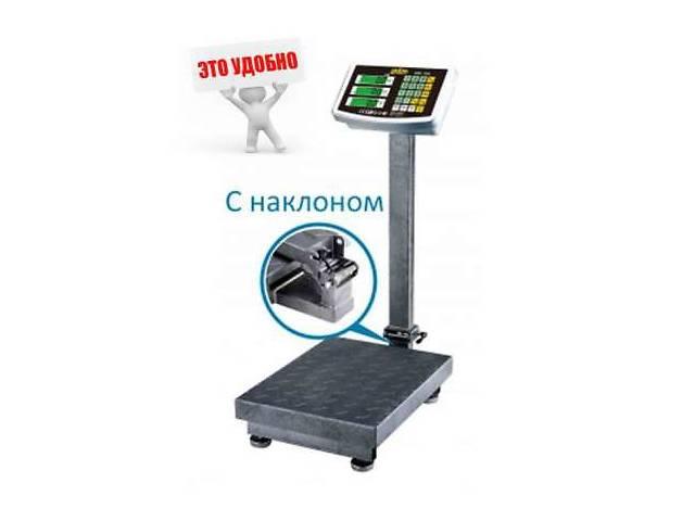 Весы товарные усиленные до 300кг- объявление о продаже  в Шостке