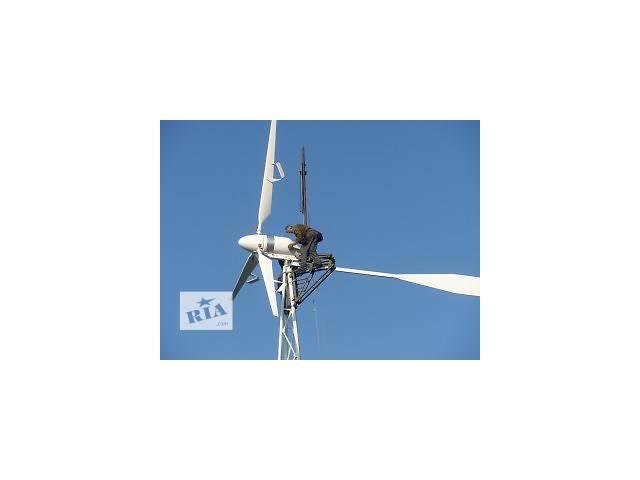 продам Ветрогенератор FLAMINGO AERO — 10-9.0/2000 бу в Знаменке