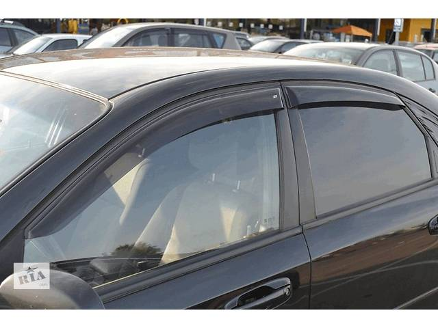 купить бу Ветровики, дефлекторы окон Лачети Седан, Chevrolet Lacetti Sedan в Броварах