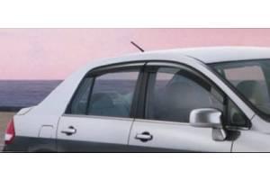 Новые Ветровики Nissan TIIDA