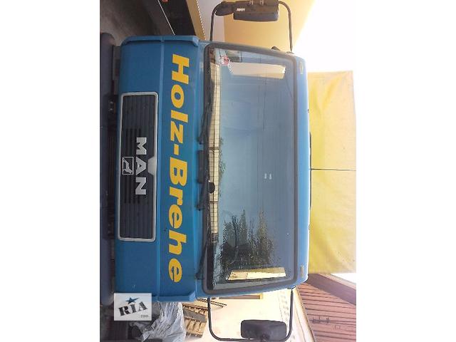 купить бу Ветровики для грузовика МАН L2000 дефлекторы в Виннице