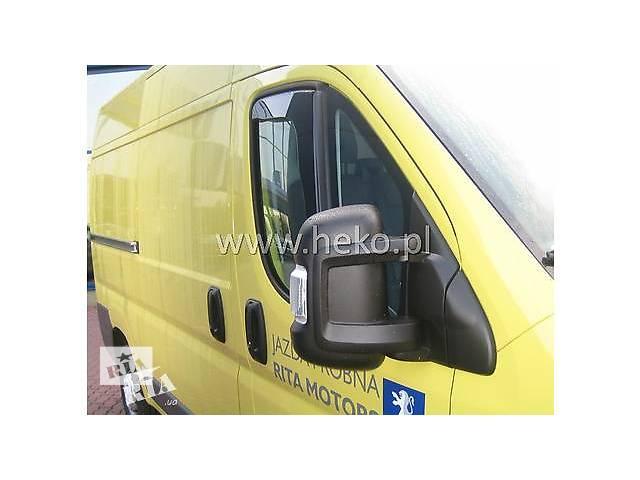 Ветровики для Peugeot Boxer груз.- объявление о продаже  в Луцке