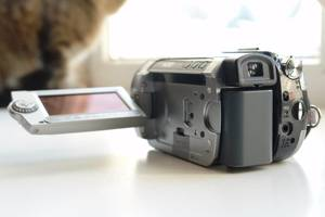б/у Видеокамеры Canon